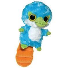 Plush Platypus