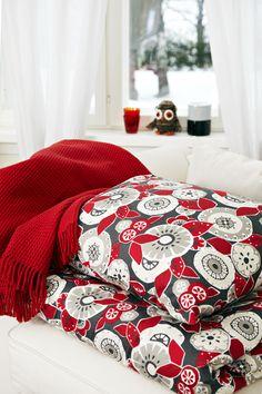 Finlayson Hearts bed linen set I Hertta-pussilakanasetti 42 €