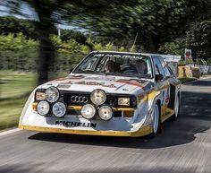 Image may contain: car and outdoor Carros Suv, Automobile, Lancia Delta, Audi Sport, Rally Car, Audi Quattro, Cars And Motorcycles, Cool Cars, Old School