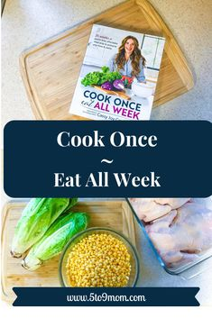 Meal prepping has become a big thing for busy families. Taking time on the weekend to put a few things together can save time on busy weeknights. This cookbook will make it SO MUCH EASIER!