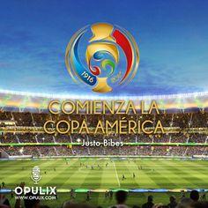 La copa América, junto con el mundial de fútbol y la Eurocopa, son los campeonatos más seguidos del mundo a nivel de selecciones.