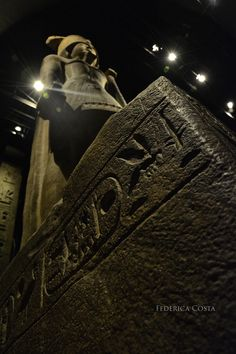 Different perspective.  #EgyptianMuseum #Torino