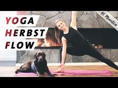 Yoga Beine und Po | Effektives Workout für einen knackigen Hintern - YouTube