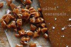 Salted Caramels with Real Food Ingredients from Holistic Squid