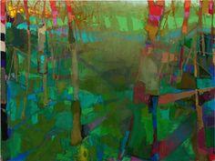 Brian Rutenberg - Camellia, Painting at 1stdibs
