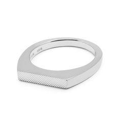 MEHEM silver ring MH141-JR199-601 #mehem #ring #silver #rhodiumplated  #em #normcore #emgrp