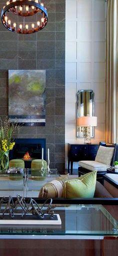 Contemporary Living Room. home decor and interior decorating ideas.