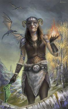 Dragonborn by Naiss-Ryokkheym.deviantart.com on @DeviantArt