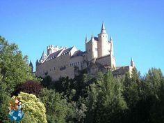 Alcázar Segovia(Spain)