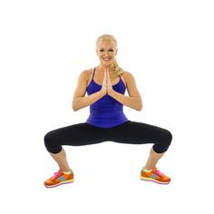 20 Squat Variations to Add to Your Fitness Routine | Skinny Mom | Where Moms Get the Skinny on Healthy Living