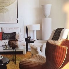 Bunny Williams Home, Back To Reality, Decoration, Small Spaces, Architecture Design, Accent Chairs, Art Pieces, Luxury, Beaver Dam