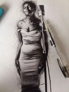 """Check out my @Behance project: """"Mama Africa"""" https://www.behance.net/gallery/51349991/Mama-Africa"""