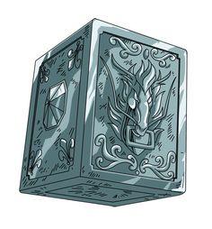 Bronze Pandora Boxes | Pandora Boxes | Fanarts by Cerberus_Rack | Pharaon Website