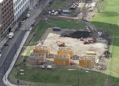 Divergent Movie Set Update: Is Abnegation Rising? + A New Set Location Found