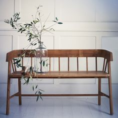 Byron Indoor-Outdoor Bench