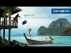 Travel Lighter To Go Further - Samsonite - YouTube