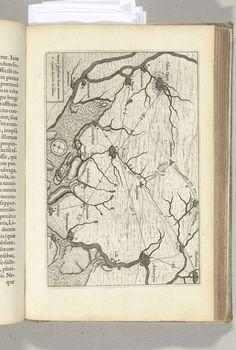 Anonymous | Kaart van het land rondom Breda, 1624-1625, Anonymous, 1625 - 1626 | Kaart van het land rondom Breda tussen Mechelen, Steenbergen en Den Bosch, waarop aangegeven de belangrijkste wegen en vaarwegen, 1624-1625.