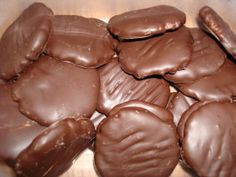 TSR Version of Girl Scout Thin Mints Recipe by Todd Wilbur