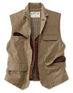 Just found this Mens Canvas Vest - Canvas Vest -- Orvis on Orvis.com!