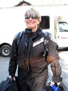 """For many years until early 2012, Jan Plessner, aka """"JetSki Jan"""", was the Public Relations Manager for Kawasaki USA. She embodies the word """"enthusiasm"""" and stood totally behind her brand  -- she was especially proud of the fact that you could graduate from one to another bike, or try dual sport after you learn street, or learn street after you've learned dirt. Read more..."""