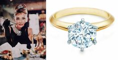 Holiday Breakfast at Tiffany's a nice way to celebrate NYC visit in 2017 Tiffany Jewelry, Gold Jewelry, Visiting Nyc, Celebrity Jewelry, Breakfast At Tiffanys, Gold Engagement Rings, Love Bracelets, Holly Golightly, Jewelry Collection