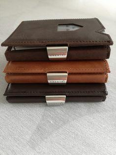 Greenburry Vintage 1705-Stag Leder Geldbeutel Geldbörse Brieftasche mit Münzfach