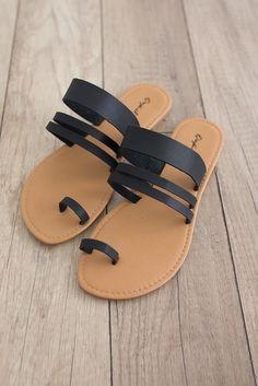 Wear.Ever Finlay Women/'s Sandals Black