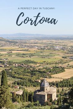 As impossible as it is to choose, Cortona just might be my favorite Tuscan town. Cortona checks a lot Italy Travel Tips, Rome Travel, Japan Travel, Italy Destinations, Honeymoon Destinations, Italy Vacation, Italy Trip, Best Of Italy, Germany And Italy
