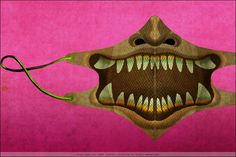 playful illustrations by Yoriko Youda
