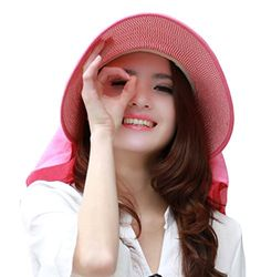 UV Sun hats women summer hats Sun (Red rose) 30th floor http://www.amazon.com/dp/B01D4JT928/ref=cm_sw_r_pi_dp_AeF.wb0XXZVD7