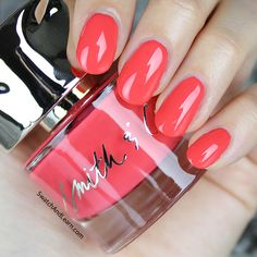 Smith & Cult Psycho Candy: A crazy coral that I'm sweet on!