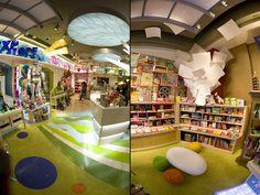 TOY STORES! Jou Jou toy store by Watts Architects, Salt Lake City   Utah toys
