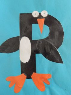 the vintage umbrella: Preschool Alphabet Projects... Letters I-P