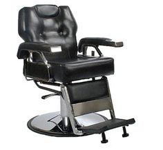 Economic Barber Chair - Product: - Get this modern look today! Barber Equipment, Barber Chair For Sale, Barbershop Ideas, Close Shave, Pvc Vinyl, Esty, Barber Shop, Seat Cushions, Best Sellers