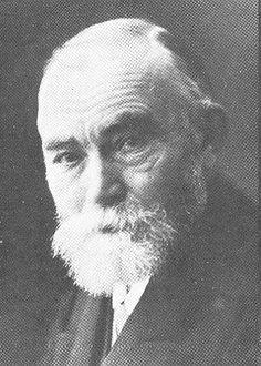 Gottlob Frege, 1848 - 1925. His reputation predicates him