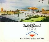 Multi-section foldout describing   The Underground Home  New York World's Fair 1964-1965