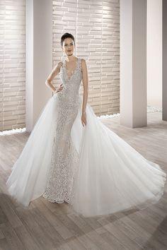 c481c13bf0ed Νυφικά Φορέματα Demetrios Collection - Style 707 Wedding Dress Styles
