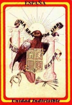 España Unidad Indivisible (Bando Nacional)