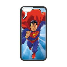 Superman Cartoon Case for iPhone 6