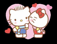Sanrio: Hello Kitty & Dear Daniel:)