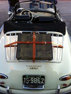 Porsche 1600 - Classic vintage car