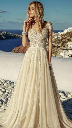 Wedding Dress Inspiration - Eva Lendel