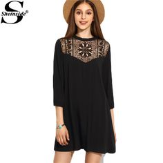 Half Sleeve Lace Up Floral Print Tops Summer Style Vintage Woman Shirts Women's Black Blouse Isn`t it awesome? http://www.avofashion.com/product/sheinside-half-sleeve-lace-up-floral-print-tops-summer-style-vintage-woman-shirts-new-arrival-2016-womens-black-blouse/ #shop #beauty #Woman's fashion #Products