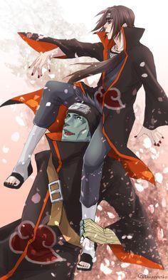 Akatsuki | Itachi and Kisame