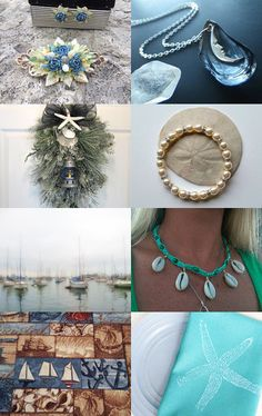 Under the Sea by Ali on Etsy--Pinned with TreasuryPin.com