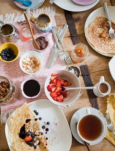 5 Tips for Hosting a Summer Crêpe Party | The Kitchn