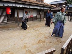 度々行きたい旅。: 京都 東映太秦映画村は時代劇撮影セットとイベントが満載    〜子供からお年寄りまで楽しめる〜