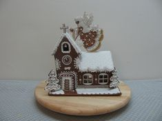 vánoce, perníky Page 4     perniky.artmama.cz Christmas Gingerbread House, Gingerbread Man, Gingerbread Cookies, Outdoor Christmas Decorations, Christmas Crafts, Ginger House, Candy House, Christmas Cooking, Royal Icing Cookies