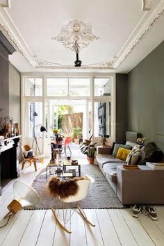 A 85 m2 apartment in the Hague (via Bloglovin.com )