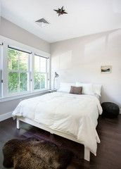 Whidbey bedroom